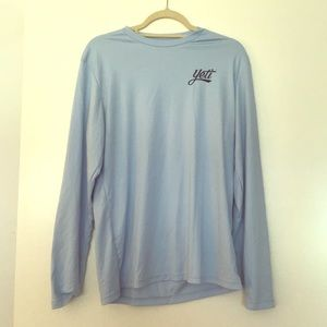 Long-sleeve YETI Fishing Shirt